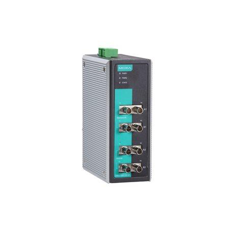 MOXA OBU-102-SS-ST Optical Fiber Bypass Unit
