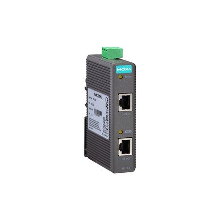 MOXA INJ-24 PoE+ Injector