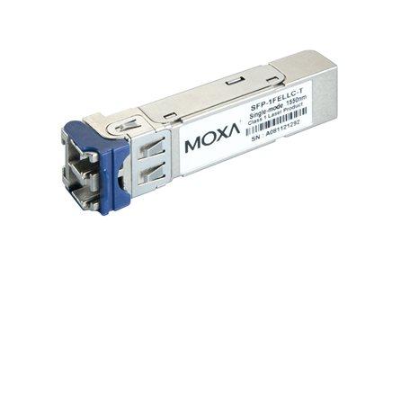 MOXA SFP-1FESLC-T Fast Ethernet SFP Module
