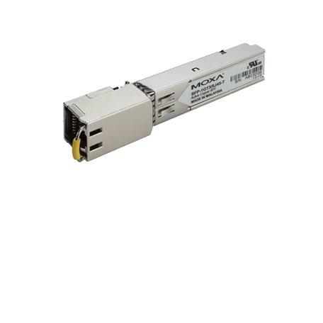 MOXA SFP-1GTXRJ45-T Gigabit Ethernet copper SFP Module
