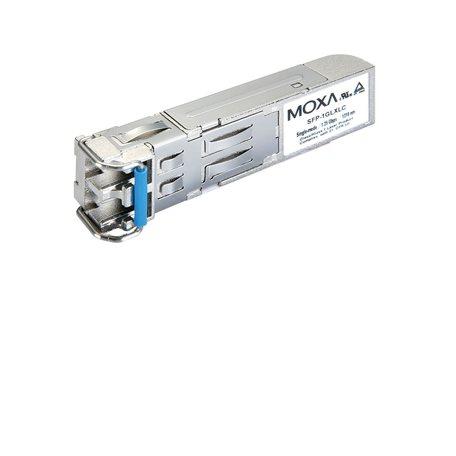 MOXA SFP-1GLHXLC-T Gigabit Ethernet SFP Module