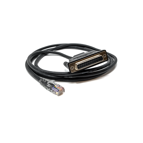 MOXA CBL-RJ45F25-150 serial Cable