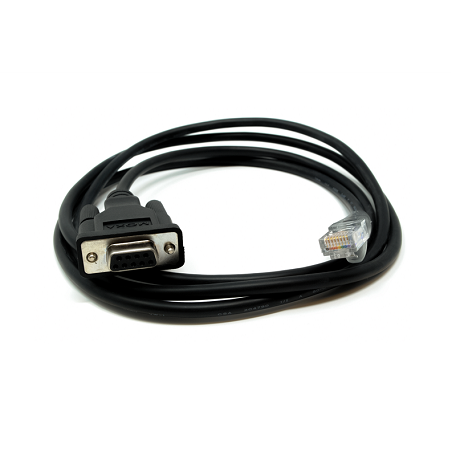 MOXA CBL-RJ45F9-150 serial Cable