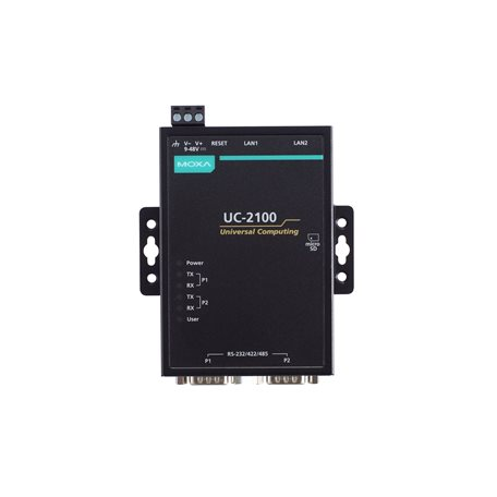 MOXA UC-2112-T-LX Industrial Embedded Computer