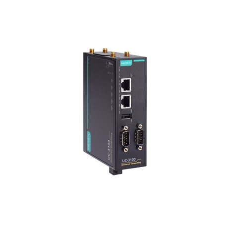 MOXA UC-3121-T-AU-LX Industrial Embedded Computer