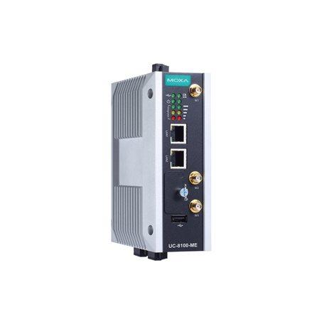 MOXA UC-8112-ME-T-LX1 Wide Temperature Computer