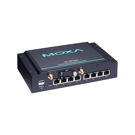 MOXA UC-8410A-NW-LX Industrial Embedded Computer