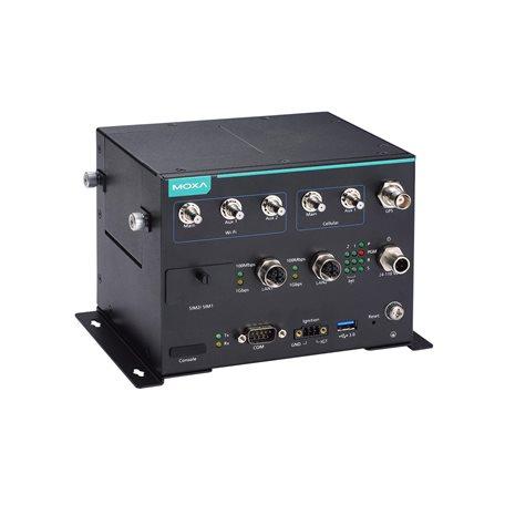 MOXA UC-8540-T-LX Industrial Computer