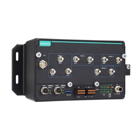 MOXA UC-8580-Q-LX Wide Temperature Computer