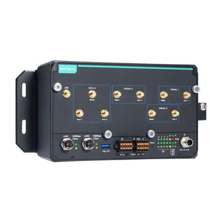 MOXA UC-8580-T-CT-LX Wide Temperature Computer