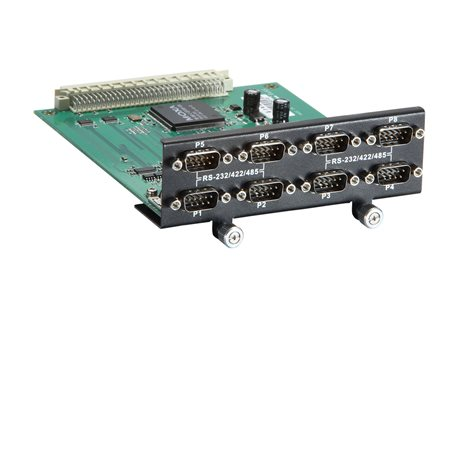 Moxa DA-SP08-I-EMC4-DB Serial Expansion Module
