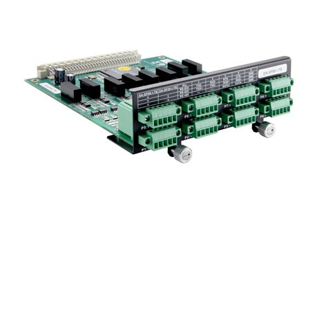 Moxa DA-SP08-I-EMC4-TB Serial Expansion Module