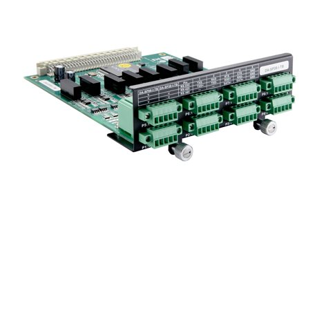 Moxa DA-SP38-I-TB Serial Expansion Module