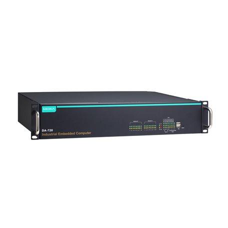 MOXA DA-720-C7-DPP-LX Rackmount Industrial Computer