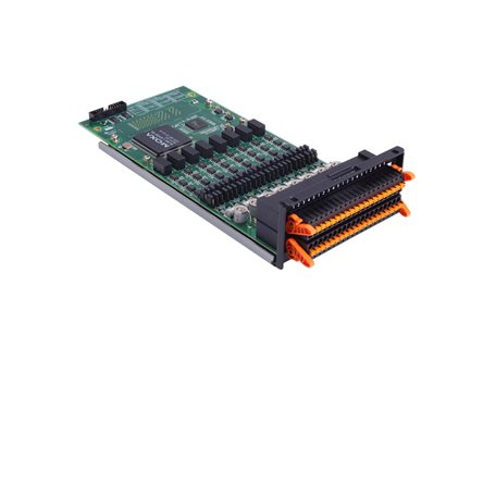 Moxa DE-SP08-I-TB Serial Expansion Module