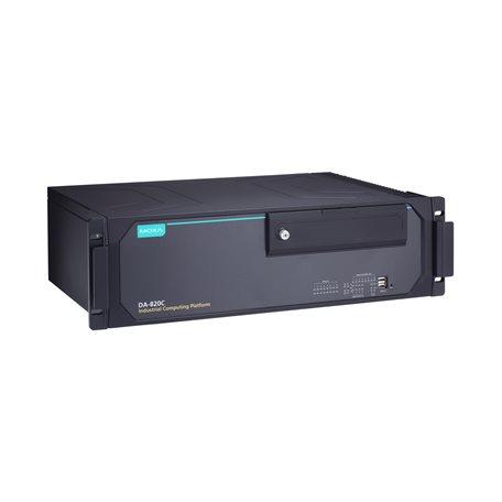 MOXA DA-820C-KLXL-HH-T Wide Temperature Computer