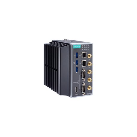 MOXA MC-1220-KL1-T-S Wide Temperature Computer