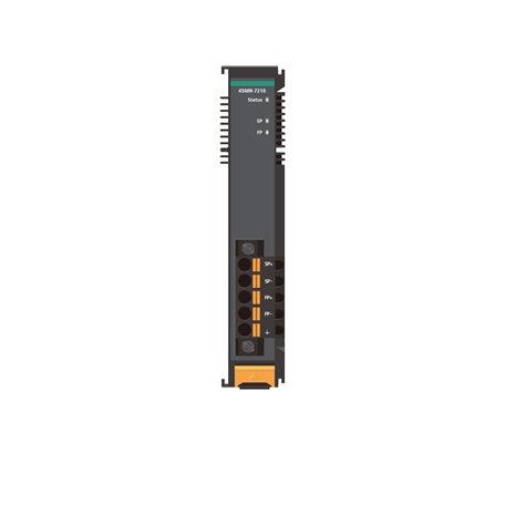 MOXA 45MR-7210-T Remote I/O Module