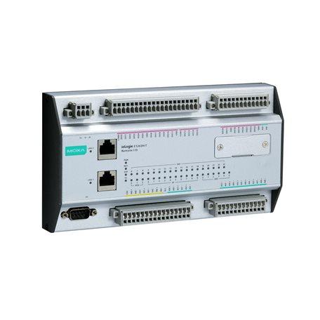 MOXA ioLogik E1263H-T Ethernet Remote I/O