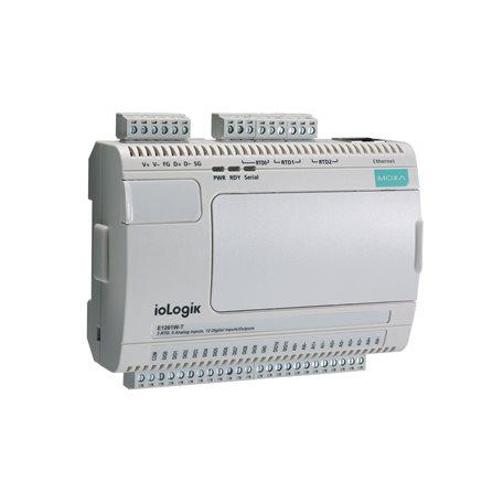 MOXA ioLogik E1261W-T Ethernet Remote I/O