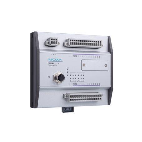 MOXA ioLogik E1510-M12-CT-T Ethernet Remote I/O