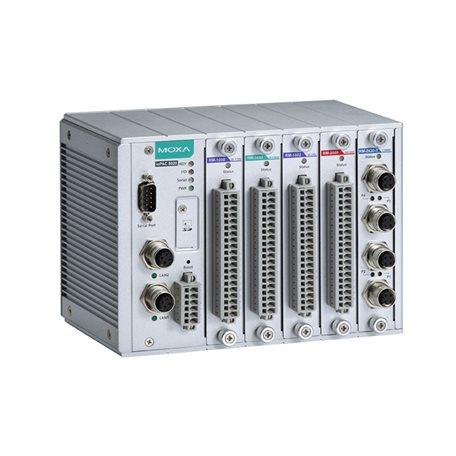 MOXA IOPAC 8020-5-RJ45-T Modular RTU Controller