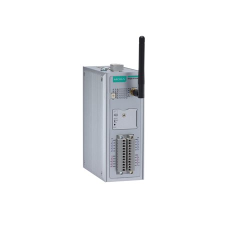 MOXA ioLogik 2512-WL1-US-T Smart Ethernet Remote I/O
