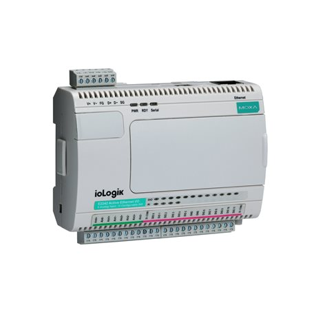 MOXA ioLogik E2214-T Smart Ethernet Remote I/O