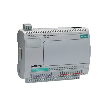 MOXA ioMirror E3210 Ethernet Peer-to-Peer I/O