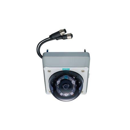 MOXA VPort P16-2MR36M infrared IP Camera