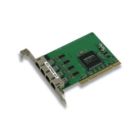 MOXA CP-104JU Universal PCI serial board