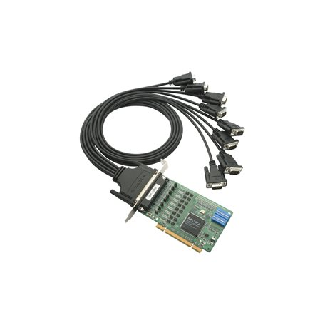 MOXA CP-138U-I PCI serial board
