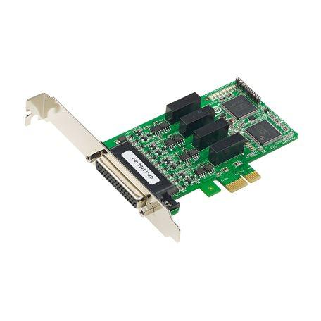 MOXA CP-134EL-A-I w/o Cable PCI Express Serial Board