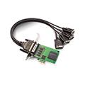 PCIe/UPCI/PCI Serial Cards