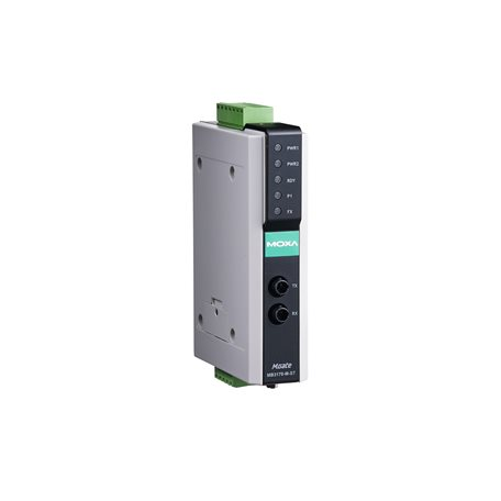 MOXA MGate MB3170-M-ST-T Industrial Ethernet Gateway