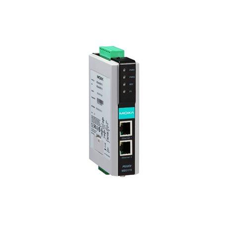 MOXA MGate MB3170 Industrial Ethernet Gateway