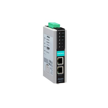 MOXA MGate MB3270I-T Industrial Ethernet Gateway