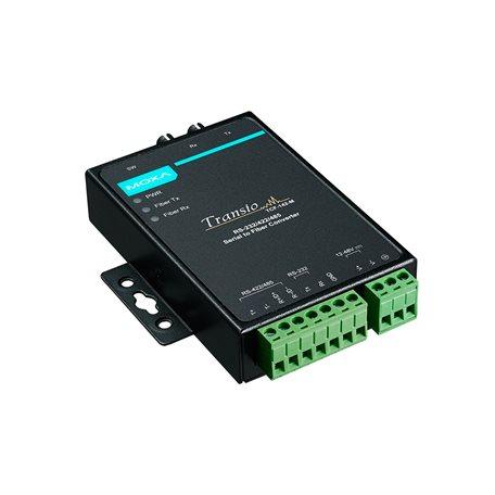 MOXA TCF-142-M-ST Serial to Fiber Converter