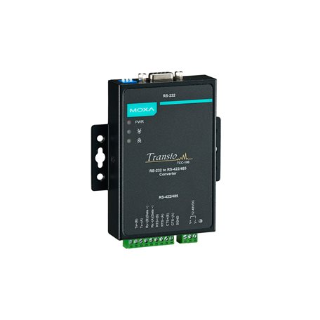 MOXA TCC-100I RS-232 to RS-422/485 Converter