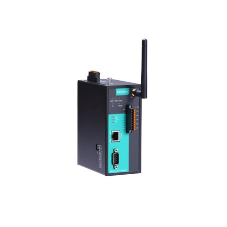 MOXA NPort IAW5150A-6IO-EU Serial to Ethernet Device Server