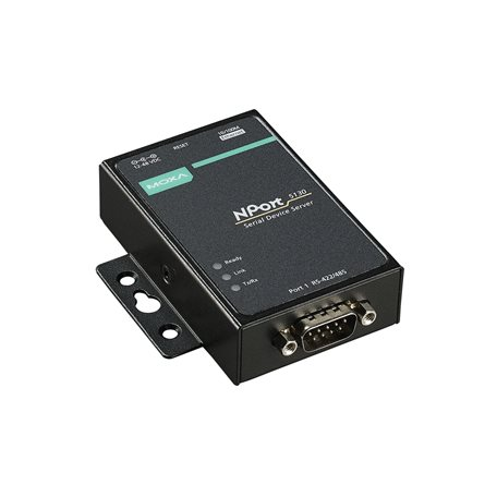 MOXA NPort 5130 w/o Adapter Serial to Ethernet Device Server