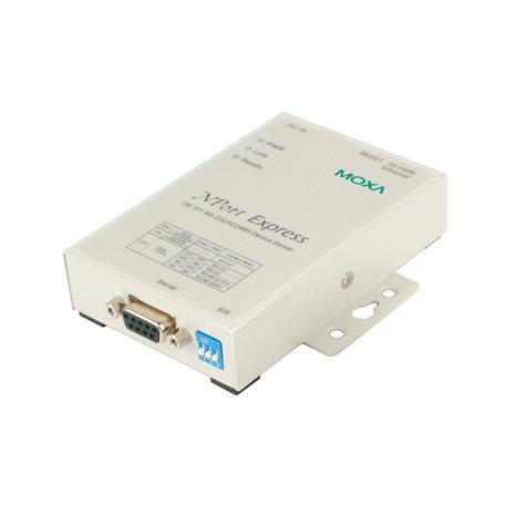 MOXA NPort Express DE-311 Serial to Ethernet Device Server