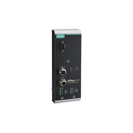 MOXA NPort 5150AI-M12-CT-T Serial to Ethernet Device Server