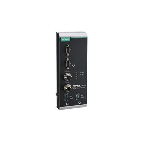 MOXA NPort 5250AI-M12 Serial to Ethernet Device Server