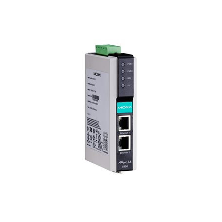 MOXA NPort IA5150I Serial to Ethernet Device Server