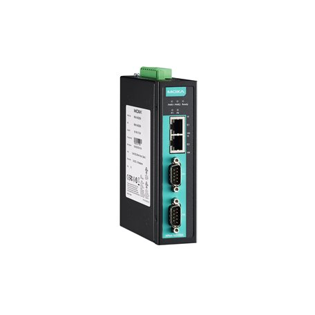MOXA NPort IA5250A-T Serial to Ethernet Device Server