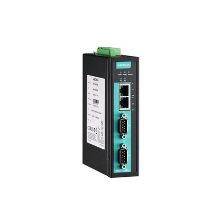MOXA NPort IA5250A Serial to Ethernet Device Server
