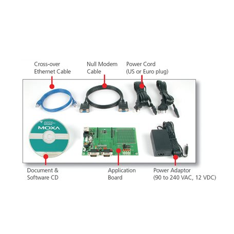 MOXA NE-4110-ST Starter Kit