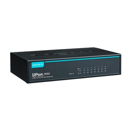 MOXA Uport 1610-8 USB to Serial Converter