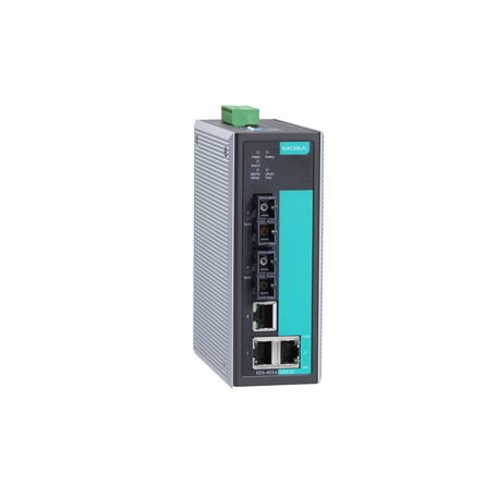 MOXA EDS-405A-SS-SC-T Managed Ethernet Switches
